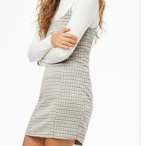 F21 Plaid Dress
